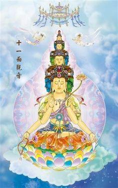 Tuyển tập hình ảnh Phật Quan Âm 06