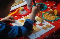 art for kids klimt