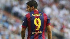 Luis Alberto Suárez Díaz (* 24. ledna 1987, Salto, Uruguay) je uruguayský fotbalista od července 2014 hrající za klub FC Barcelona. Nastupuje též za reprezentaci Uruguaye. Hraje na pozici útočníka. Stal se nejlepším střelcem nizozemské Eredivisie (2009/10) i anglické Premier League (2013/14). Nejlepší hráč Premier League 2013/14 podle sportovních novinářů (FWA Footballer of the Year) i samotných hráčů (PFA Players' Player of the Year).