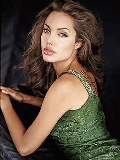Green celebrity Angelina Jolie is an ambassador for the United Nations. She makes a plea for people