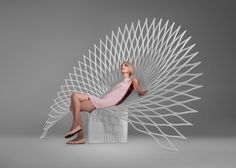 Peacock Chair by UUfie | Furnish Burnish