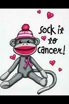 Sock it to breast cancer!