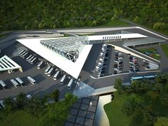 UZ Mimarlık Paper Architecture, Brick Architecture, Amazing Architecture, Mix Use Building, Building Design, Bus Station, Train Station, University Architecture, Bus Terminal