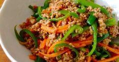 話題入り感謝♪ 生姜がきいた甘辛味でごはんがすすみます♪ 挽肉がポロポロしづらく食べやすいよ。 ( ´ ▽ ` )ノ