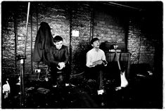 Joy Division spooks and spirals.