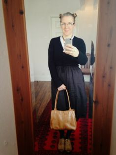 The Little Black Dress Challenge: Day 4 | Breaking Amish