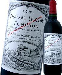 Chateau Le Gay Pomerol 2002