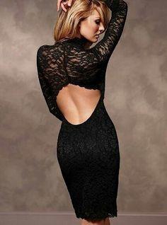 My black mini dress konusundan