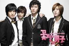 Boys Over Flowers - Images