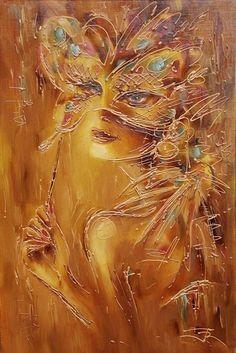 artist-Victor Gredasov