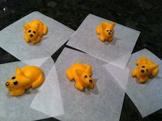 The Iced Queen: Royal Icing Corgis