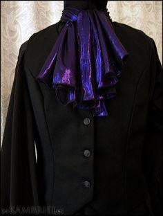 Metallic Purple Ascot by Kambriel  brand new & ready by kambriel, $36.00