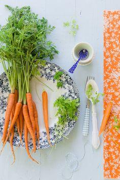 Carrots | Au Petit Goût - Elizabeth Gaubeka