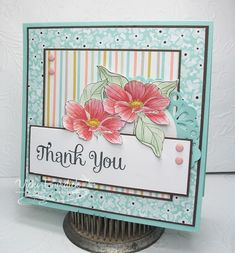 SS211.....Thank You by justcrazy - Cards and Paper Crafts at Splitcoaststampers