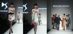 Renato Nucci è nato in Italia e precisamente a Trieste. Ora la sua classe sfila con 30 pezzi sulle passerelle della Shanghai Fashion Week.