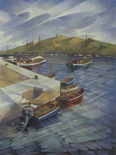 Πλακωτάρης Κώστας-Λιμάνι,1962