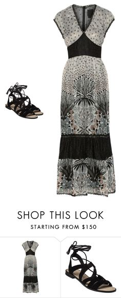 """""""Untitled #164"""" by beccagh7 on Polyvore featuring Anna Sui and Rebecca Minkoff"""