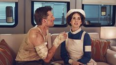 'Game of Thrones' Jaime Lannister meets Alison Brie in Apple TV ad http://ift.tt/1PzLPYD  What happens when you put Game of Thrones Jaime Lannister (Nikolaj Coster-Waldau) together with Alison Brie (Community Mad Men) in a romantic situation? Not as much as you might think  Thats what we find out in a new commercial for Apple TV in which the two actors practice a kissing scene in their trailer.  When things dont work out in the passion department the scion of Westeros attempts to heat things…