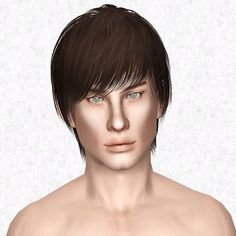 Skysims 5 hairstyle retextured by Sjoko for Sims 3 - Sims Hairs - http://simshairs.com/skysims-5-hairstyle-retextured-by-sjoko/