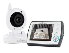 www.shoppinggames... Levana Ayden baby monitor review