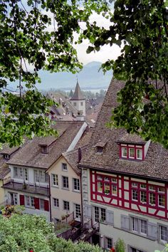 Rapperswil on Lake Zurich: Photo by Photographer Chris Palmer - photo.net