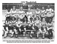 Texas Outlaws Roller Derby 1967 Team Photo Sports Roller Derby