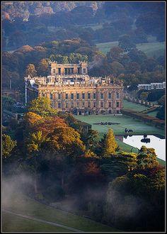 Chatsworth, Derbyshire, England