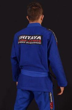 Kimono Jiu-jitsu PRO-FIGHT Azul - Produtos