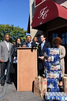 State and county legislators urged Long Islanders to donate money and supplies toward relief efforts for Haiti after Hurricane Matthew devastated the small Caribbean nation http://www.meganmedicalpt.com/index.html