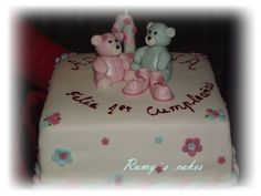 Cake with Bear