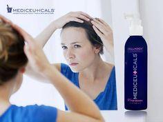 Căderea părului? Spray-ul bioactiv pentru femei Mediceuticals Cellagen Stimulator reduce pierderea excesivă a părului și stimulează în mod activ creșterea acestuia. Întărește foliculii firelor de păr și nu lasă urme, datorită formulei sale extrem de ușoare. Comandă-l de aici: https://www.pestisoruldeaur.com/Spray-bioactiv-pentru-stimularea-foliculilor-Mediceuticals-Cellagen-Stimulator-250-ml