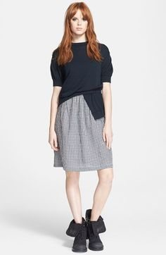 MARC BY MARC JACOBS Twisted Hem Sweater Dress available at #Nordstrom