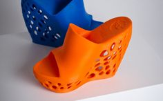 3D Print Shoes at Home - from Freedom of Creation, a 3D Systems Corp company, as is The3dStudio.com