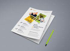 Buy Corporate Flyer by ColorsMarket on GraphicRiver. File Information This File open is programs cc, cc+), it's item minimum adobe photoshop c. Corporate Flyer, Corporate Business, 100 Free Fonts, Handwritten Script Font, Text Fonts, Graphic Design Print, 2 Colours, Photoshop