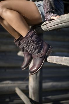 frye boots jenna disc short - Google Search