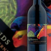 14 Hands Cabernet Sauvignon Great wine for the money