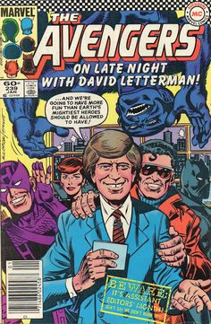 6 Wacky Marvel Comics Crossovers — Over the years, Marvel has done a ton of crossover comics, one of the most recent was The Avengers and Attack on Titan. It was short, but it was really freakin' cool. Affter doing a little research I came across six Marvel crossover comics that were ridiculous. The comic book publisher sure has some doozies over the years. Most of them offer some good, fun entertainment, while others simply sucked. http://ebay.to/1MkkL4b