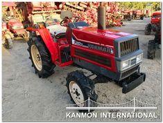 Yanmar Tractor, Tractors, Japanese, Japanese Language