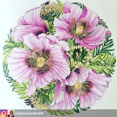 Instagram media arte_e_colorir - Beautiful @robynwheeler66 Want to appear in our group put #arte_e_colorir Use #arte_e_colorir para aparecer aqui.