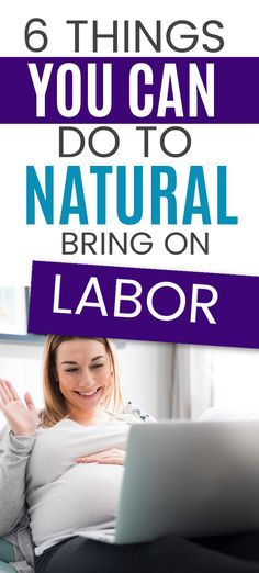 Do you want to learn how to induce labor at home naturally? These 6 tips can help you to do just that without making your baby feel uncomfortable in the womb. #laboranddelivery #pregnancy #pregnancytips #thirdtrimester Trimesters Of Pregnancy, Pregnancy Tips, All About Pregnancy, Third Trimester, Brown Skin, Anxious, New Moms, You Can Do, Helpful Hints