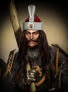 "Vlad ""The Impaler"" Tepes (Dracula) Ruler of Romania Bram Stoker's Dracula, Count Dracula, Vampires, Vlad El Empalador, Laveyan Satanism, Vlad The Impaler, Male Witch, Arte Horror, Dark Ages"