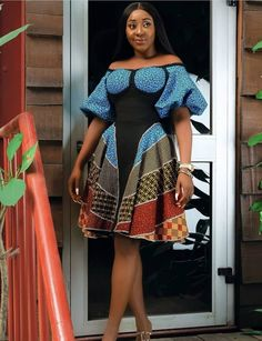 African Dresses For Kids, African Lace Dresses, Latest African Fashion Dresses, African Print Fashion, Africa Fashion, Ankara Short Gown Styles, Short Gowns, Latest Ankara Short Gown, Ankara Gowns