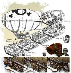 Frigost chapitre 3 : Zeppelin de Sylargh
