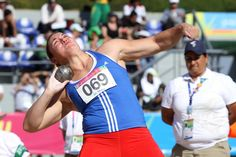 Natalia Duco - Atletismo (bala)