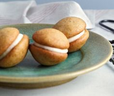 Banana Whoopie Pies Recipe | from One Girl Cookies cookbook | House & Home