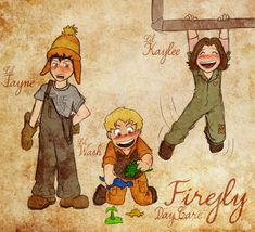 Firefly Daycare by Arkham-Insanity on deviantART The thought is sweet and scary ath the same time