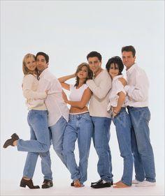 """""""F.R.I.E.N.D.S"""" (1994-2004)"""