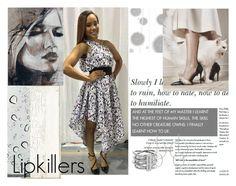 """Lipstick killers"" by senida-p ❤ liked on Polyvore featuring Komar, Michael Kors, STELLA McCARTNEY, women's clothing, women's fashion, women, female, woman, misses and juniors"