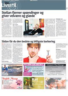 29. Marts 2014 - Randers Amts Avis bringer Danish Skin Care guide til korrekt barbering. Og anbefaler Shaving Gel, fra Danish Skin Care.  Læs nærmere her: http://shop.danishskincare.dk/produkter/43-barbering-hudpleje/91-shaving-gel/