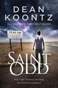 Saint Odd, 2015 The New York Times Best Sellers Fiction winner, Dean Koontz #NYTime #GoodReads #Books